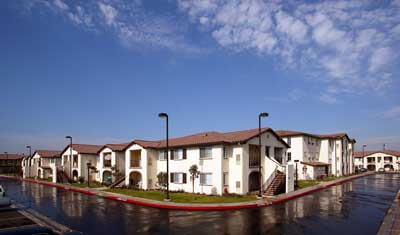 The Jasmine Senior Apartments exterior view1