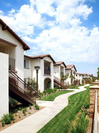 The Jasmine Senior Apartments exterior view